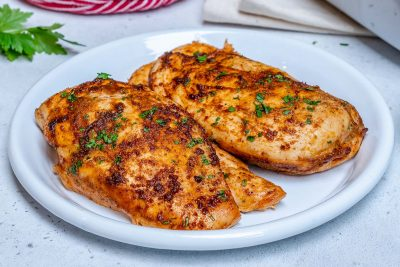 Juicy Baked Chicken Breasts