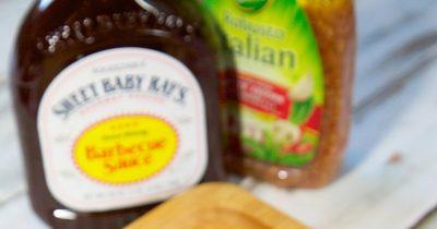 Three Ingredient Italian BBQ Chicken