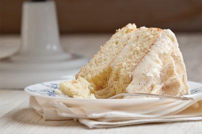 Basic 1-2-3-4 Cake
