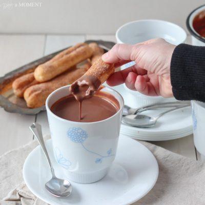 European-style Hot Chocolate