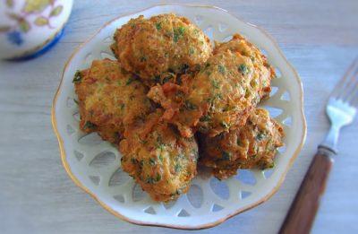 Tuna Fritters