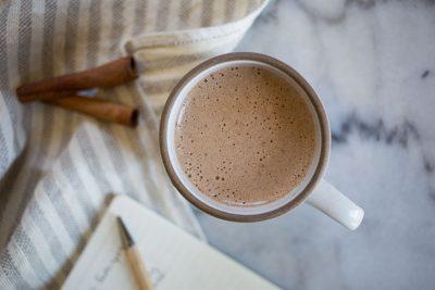 Creamy Coconut Milk Chai