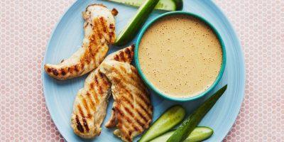 Kid-Friendly Peanut Sauce recipe | Epicurious.com