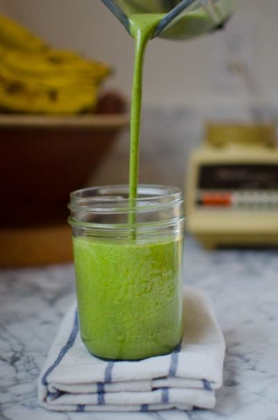 Super-Power Morning Smoothie