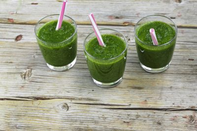 Green Juice For Flat Belly