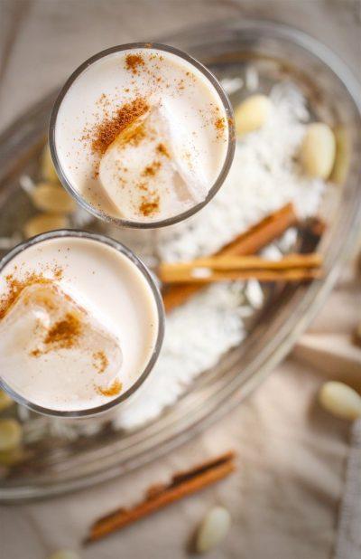 Horchata (Blended Rice & Almond Drink)