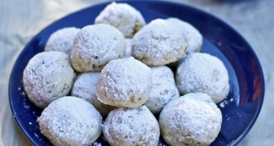 Mexican Wedding Cookies Gluten Free