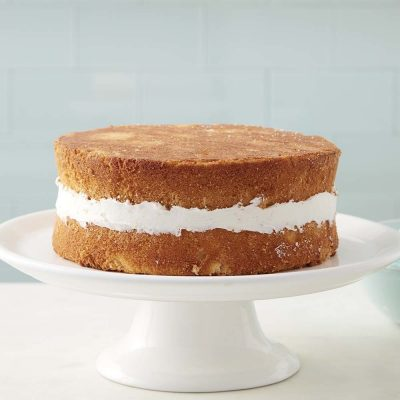 Yellow Basic Cake