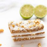 Key Lime Cashew Crunch Protein Bars