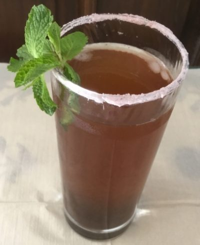 Anti Heatstroke Tamarind Drink