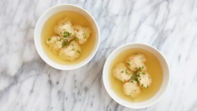 Easy Homemade Dumplings