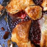 Baked Brie With Raspberry Jam