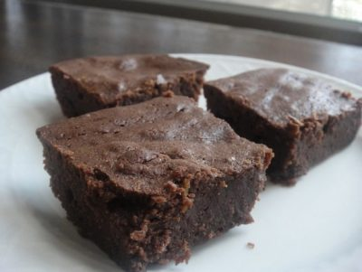 Big and Rich Brownies (Gluten Free, Dairy Free)