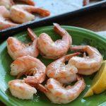 Oven Roasted Shrimp