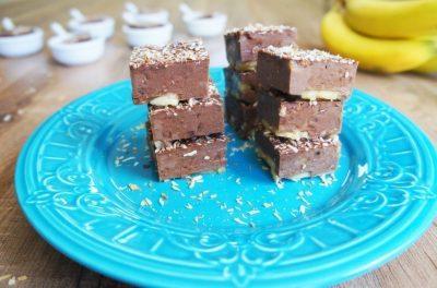 Chocolate Banana Gummies