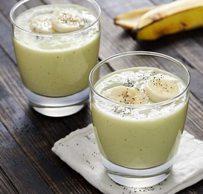 Banana Avocado Drink