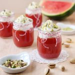 Sicilian Watermelon Pudding (Gelo di Melone)