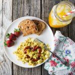 Vegan Breakfast Eggs