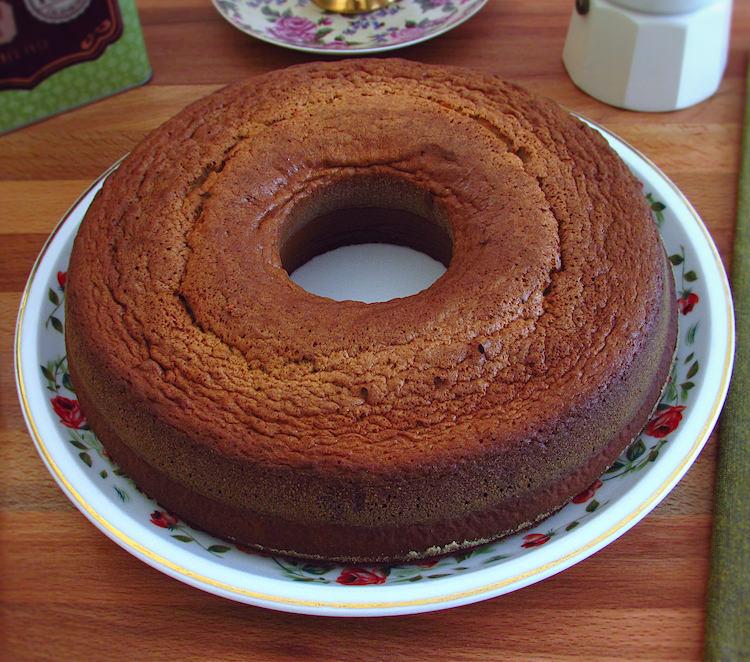 Honey Cinnamon Cake