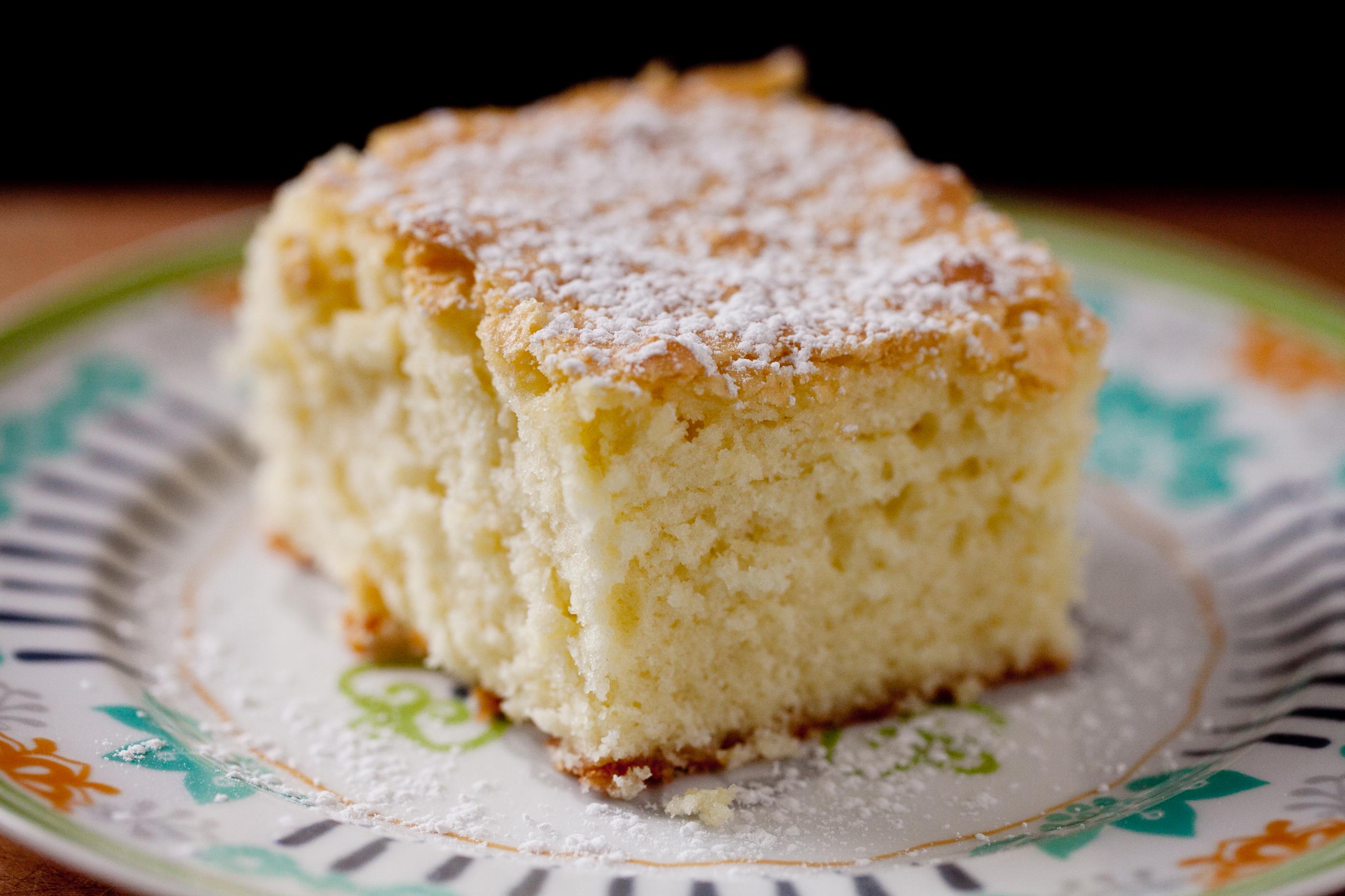 Whipping Cream Cake