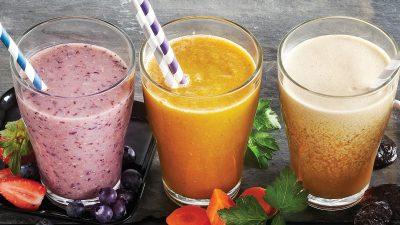 Mood-Boosting Juice