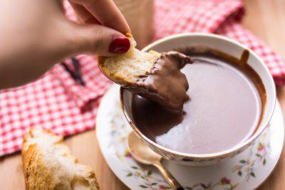 Parisian Hot Chocolate
