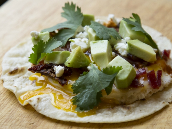 """The """"Morning After"""" Taco"""