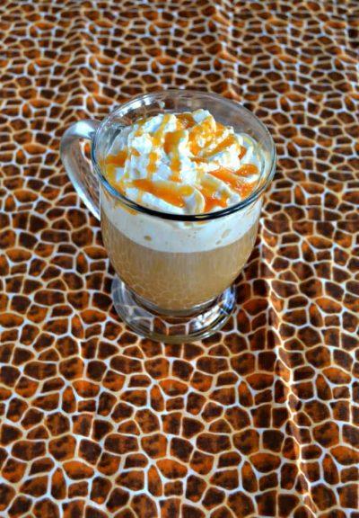 Easy Caramel Vanilla Latte With Nescafé